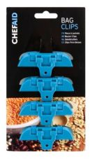 Chef Aid Bag Clips - Set Of 4